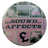 The Jam - 'Sound Affects' Button Badge